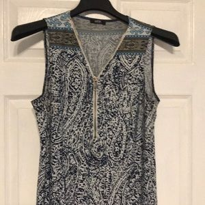 MSK Maxi Dress Medium